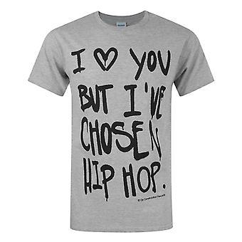 Deconstruction Records Hip Hop Men's T-Shirt