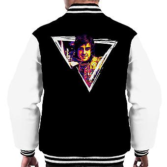 Motorsport Images Fernando Alonso Trophy Art Men's Varsity Jacket