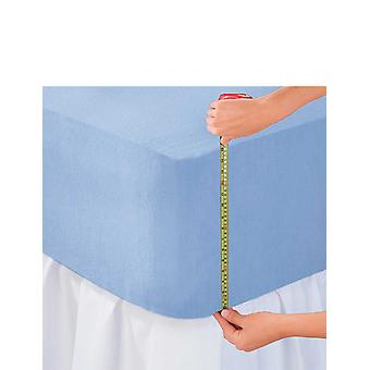 Chums Extra Deep Fitted Cotton Jersey Sheet 15