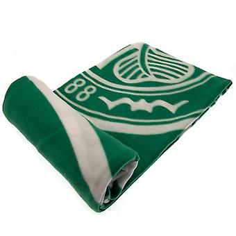 Celtic FC Crest Fleece Blanket