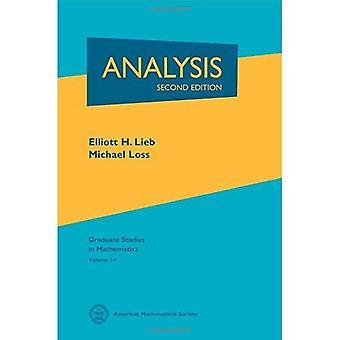 Analysis (Graduate Studies in Mathematics) (Graduate Studies in Mathematics)