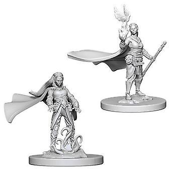 D&D Nolzur's Marvelous Unpainted Miniatures Elf Female Druid (Pack of 6)