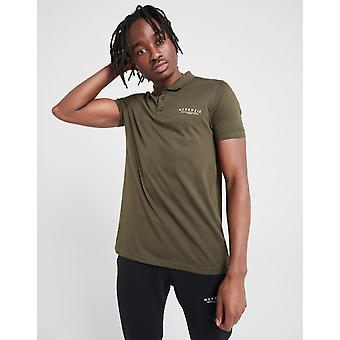 Uusi McKenzie Men's Essential Polo lyhythihainen t-paita vihreä
