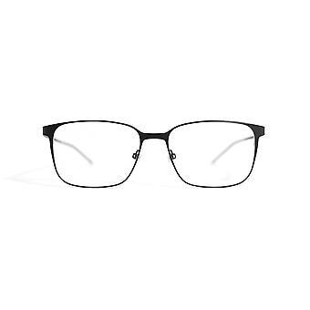 Czarne okulary Gotti Loyd BLKM
