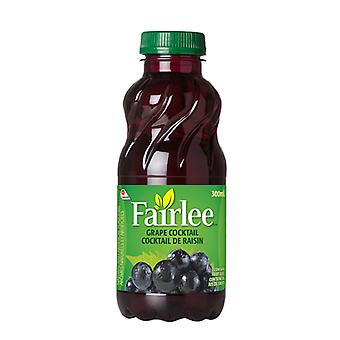 Cocktail de raisin Fairlee-( 300 Ml X 24 Bouteilles )