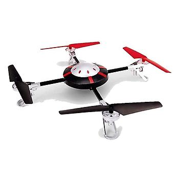 998-v2 Quadcopter 4 Channel 2.4 Ghz With Spycam 2.4ghz With Latest Gyroscope Technology + Lcd Remote Control
