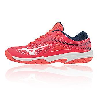 Mizuno Lightning estrela Z4 Junior quadra Indoor sapatos