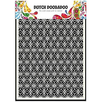 Dutch Doobadoo Dutch Mask Art stencil Star A5 470.715.112