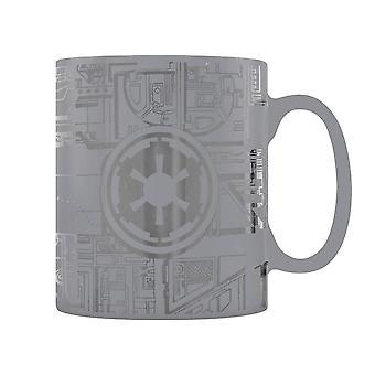 Star Wars, mug-Death Star Surface