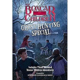 Specialitu na lov duchů (dětská tajemství Boxvagónu)