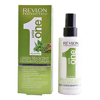علاج الشعر الواقي Uniq One Green Tea Revlon (150 مل)