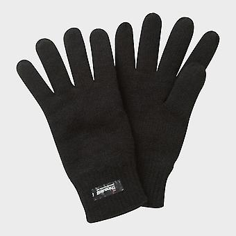 New Hi-Gear Men's Acrylic Thinsulate Glove Black