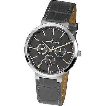Jacques Lemans - Wristwatch - Men - Milano - Classic - 1-1950D