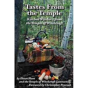 Tastes from the Temple by Hunt & Dawn