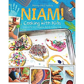 Niam! Cooking with Kids - Inspired by the Mamaqtuq Nanook Cooking Club