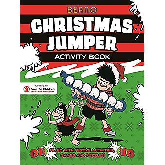 Beano Christmas Jumper Activity Book by Beano Studios Limited - 97817
