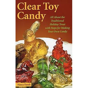 Clear Toy Candy - All About the Traditional Holiday Treat with Steps f