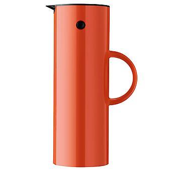 Stelton em77 vacuum jug 1 litre of rosehips thermos