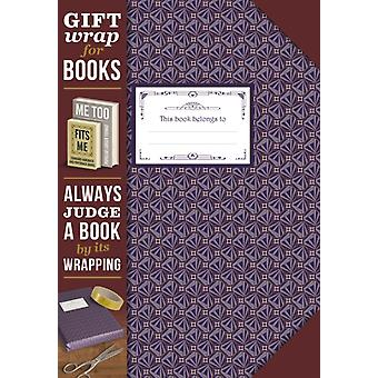 Gift Wrap for Books Deco Classic