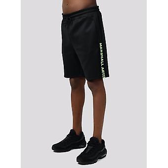 Marshall Artist Poly Cadence Short - Black