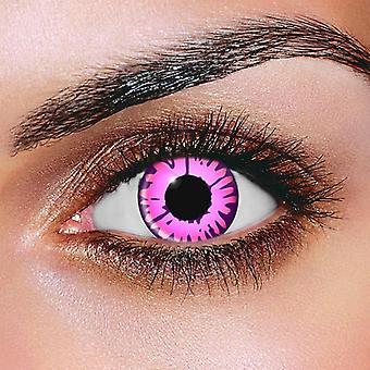 Förtrollade kontaktlinser (par)