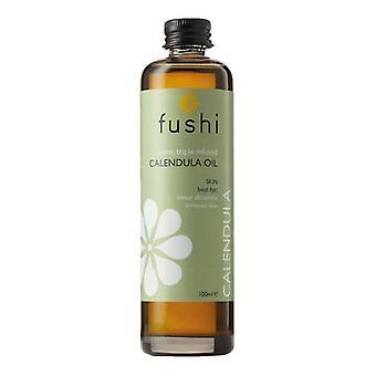 Fushi Wellbeing Organic Calendula Oil (Marigold) 100ml (F0010407)