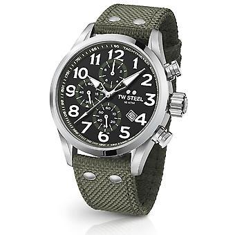 TW Steel VS24 Volante chronograph katsella 48mm