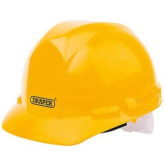 Draper 51138 Yellow Safety Helmet To En397