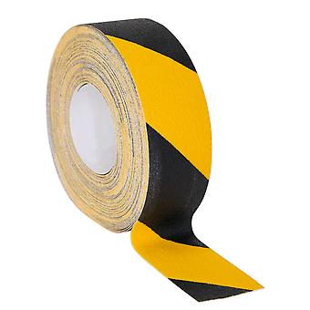Sealey Antby18 antislip Tape zelfklevende zwart geel 50 Mm X 18Mtr