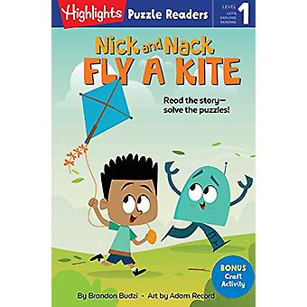 Nick and Nack Fly a Kite by Brandon Budzi - 9781644721124 Book