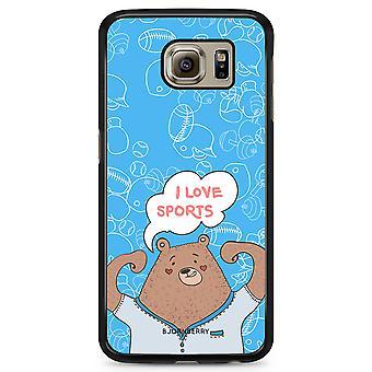 Bjornberry Shell Samsung Galaxy S6 - Sport miłosny