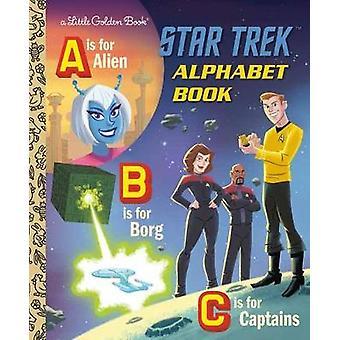 Star Trek ABC Book by Golden Books - 9780593121870 Book