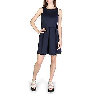Woman armani exchange elastane dress ae78967