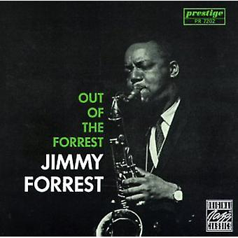 Jimmy Forrest - Out of the Forrest [CD] USA import