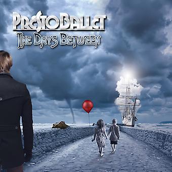 Presto Ballet - The Days Between [CD] USA import