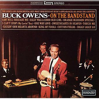 Buck Owens - On the Bandstand [CD] USA import