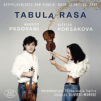 Bach, J.S. / Korsakova / Munroe - Tabula Rasa [CD] USA import