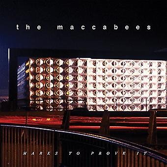 The Maccabees - Marks to Prove It [CD] USA import