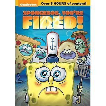 Spongebob: Spongebob You're [DVD] USA import