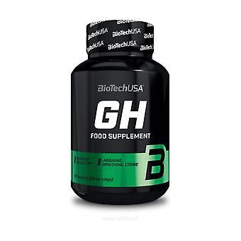 Régulateur d'hormone GH 120 capsules