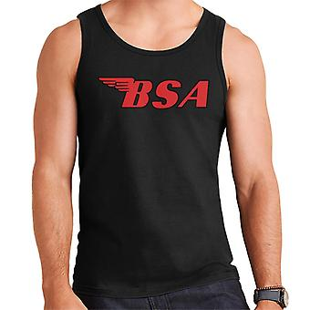 BSA Red Logo Men's Vest