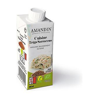 Cuisine Buckwheat 200 ml