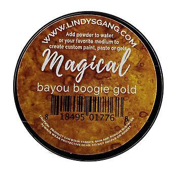 Lindy's Frimærke Gang Bayou Boogie Guld Magical