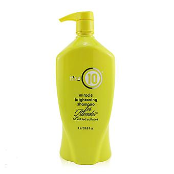 Miracle brightening shampoo (for blondes) 253095 1000ml/33.8oz