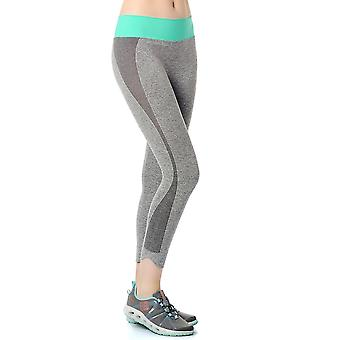 Jerf Womens Baft Grey Perfeitamente Active Leggings