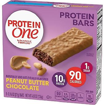 Protein One Peanut Butter Chocolate Protein Bars