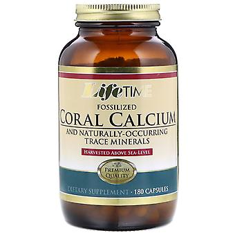 LifeTime Vitamins, Coral Calcium, 180 Capsules