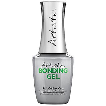 Colore artistico Gloss Soak Off Bonding Gel 15mL (03200)