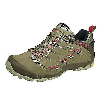 Merrell Chameleon 7 GTX Womens Gore Tex Hiking Shoes / Trainers - Brown