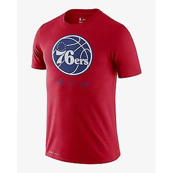 Nike Nba Philadelphia 76ers Dri-fit T-shirt